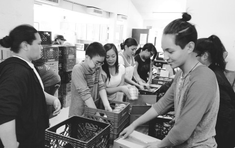 Key Club volunteers many hours at Auburn Food Bank