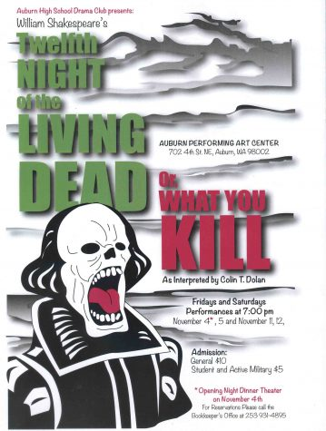 Twelfth Night of the Living Dead, or What You Kill