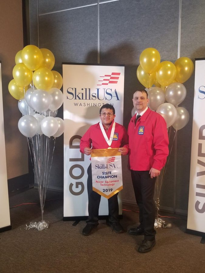 Pineda+brings+home+the+gold+medal+at+state+competition