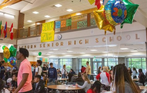Seniors spend last school day celebrating and preparing