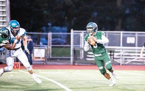 First home football game held on Friday the 13th