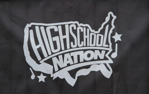 High School Nation fills the parking lot