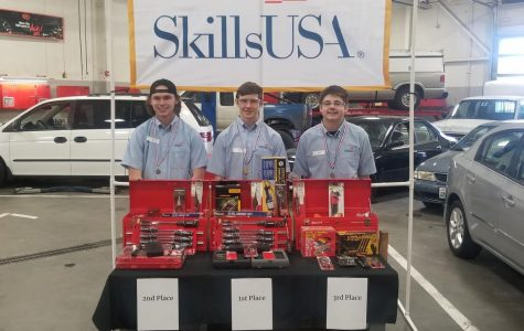 Auburn students excel in SkillsUSA competition