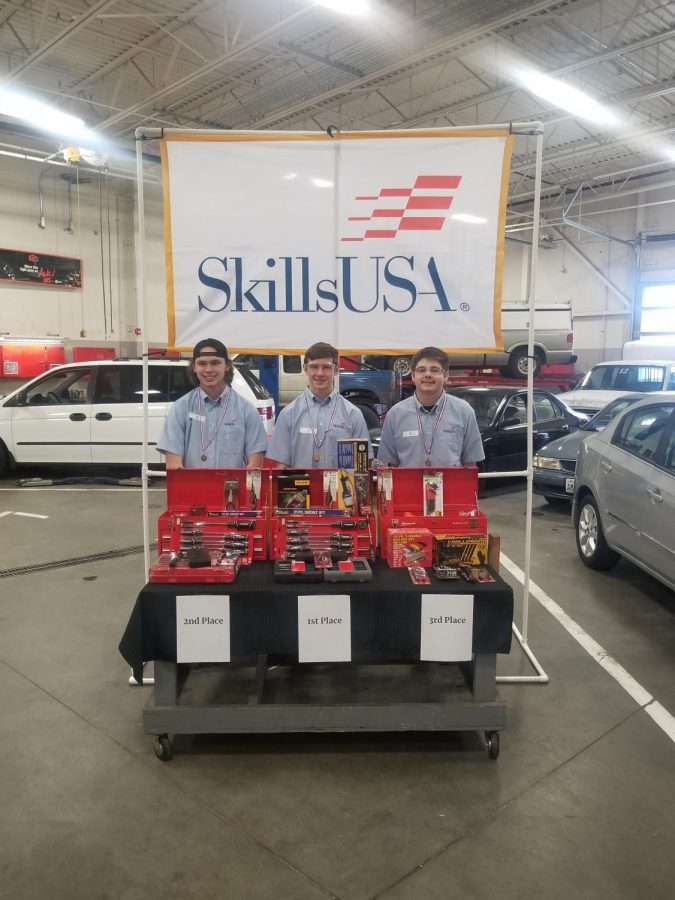 AHS Automotive Program offers rewarding and useful skills