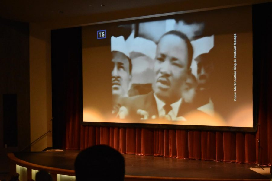 Black Student Union hosts Martin Luther King Assembly