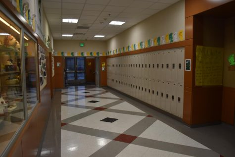 School hallways will soon be empty of students