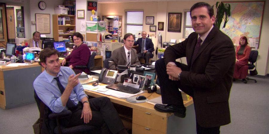 If you like comedies, then you will love The Office